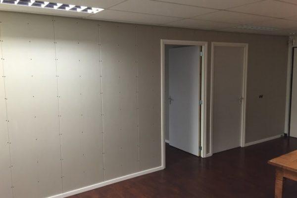 Verbouw bedrijfsruimte kantoorruimte Hendriksen Bouw