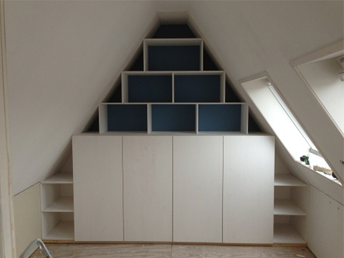 Inbouwkast op maat Hendriksen Bouw