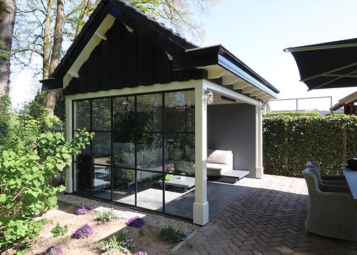 Luxe veranda - Hendriksen Bouw
